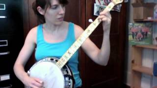 The Wind That Shakes The Barley - Excerpt from the Custom Banjo Lesson from The Murphy Method
