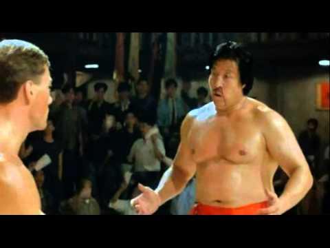 Bloodsport: Chong Li vs Fighter - Frank Dux vs Pumola