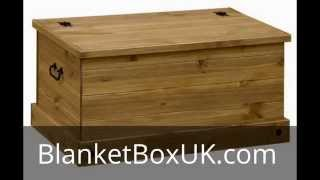 Blanket Box Uk