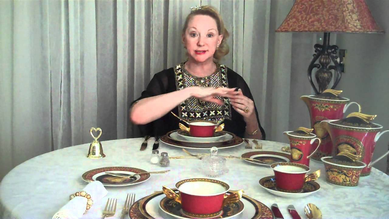 Dining Table Etiquette Part 1 Gloria Starr Global  : maxresdefault from www.youtube.com size 1280 x 720 jpeg 98kB