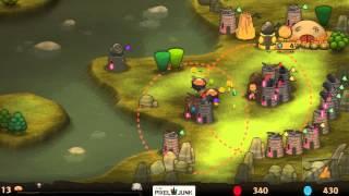 Pixeljunk Monsters Encore Gameplay