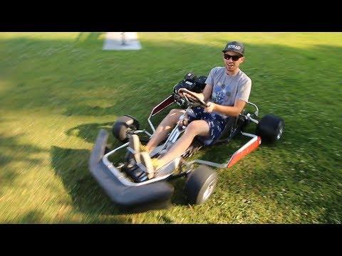 The $500 Craiglist Go-Kart Find!!