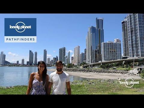 Island hopping + urban exploring in Panama - Lonely Planet vlog