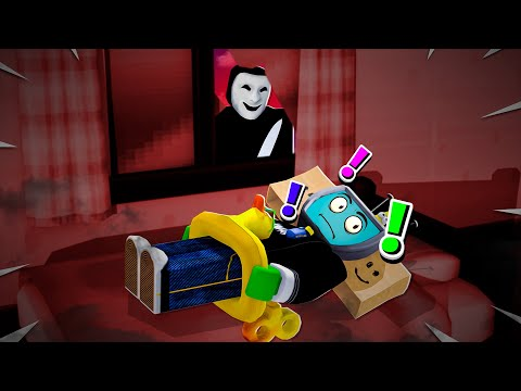This Guy BROKE Into My Roblox House...