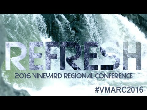 Refresh Conference | Pastor Brian Anderson | 071316 PM Session