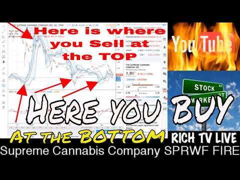 Stocks to buy in 2018 - Supreme Cannabis Company (SPRWF) (FIRE) - RICH TV LIVE