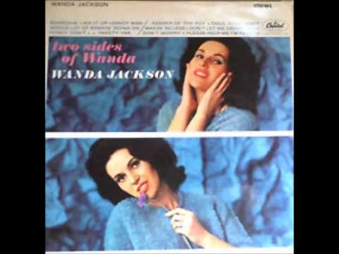 Wanda Jackson - The Keeper Of The Key (1963).