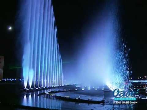 OASE | Fountain Technology - Ordos | Inner Mongolia, China