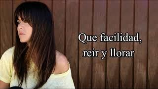 Vanessa Martín || Hábito de ti || LETRA