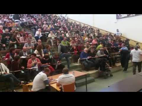 """Afluencia """"masiva"""" no plenario de En Marea"""