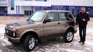 LADA 4x4 Urban Review (тест драйв)(, 2014-12-28T14:38:32.000Z)