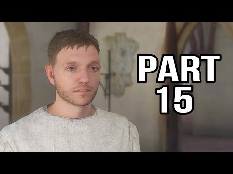 Kingdom Come Deliverance Gameplay Walkthrough Part 15 - Monky Business
