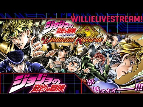 JoJo's Bizarre Adventure Diamond Records stream! Including S