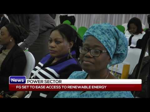 POWER SECTOR: FG set to ease access to renewable energy