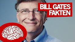 13 FAKTEN ÜBER BILL GATES