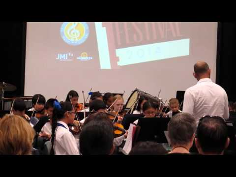 18th Annual Brisbane School Music Festival - Ironside Senior Strings - Nobodyes Gigge