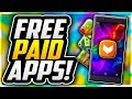 🎮 HOW TO GET FREE PAID APPS ON ANDROID 2018! GET FREE PAID APPS AND GAMES LEGALLY! (NO ROOT) (2018)