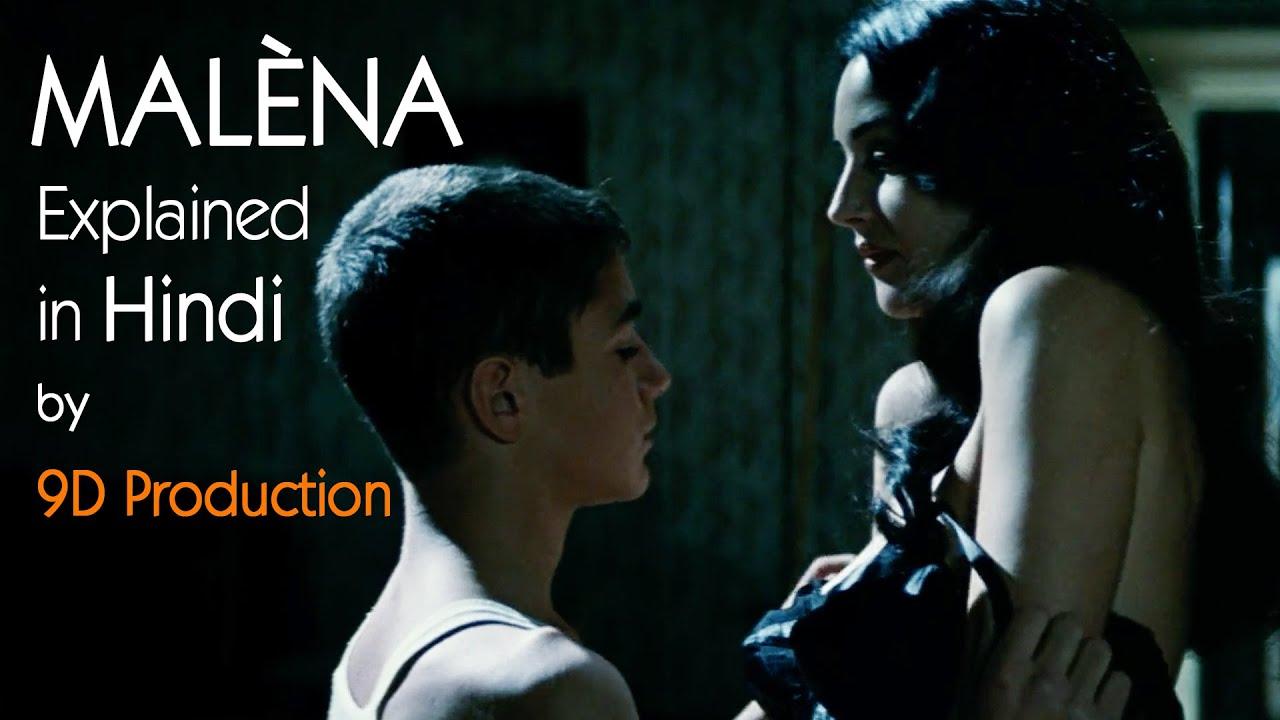 Download Malèna (2000) | Italian Movie Explained in Hindi | Monica Bellucci | 9D Production Films