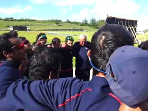 Nepal Cricket Team after being promoted to div 2