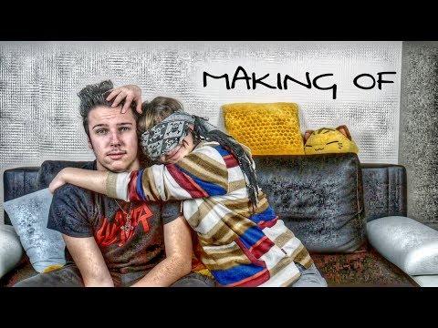 MAKING OF vidéo Mathou