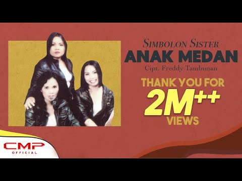 Simbolon Sister - Anak Medan (Official Lyric Video)