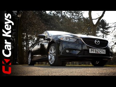 New Mazda 6 2013 review Car Keys