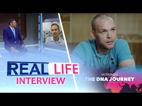 DNA JOURNEY - Real Life Series - Full Interview
