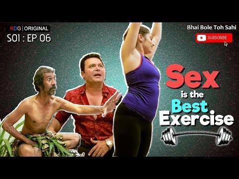 Hyderabadi Comedy - Fitness with Bhai   Salim Pheku Comedy Video   BBTS - S01   EP 06