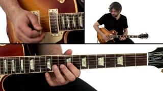 Position 3 Solo Performance - Blues Connections: Major - Jason Loughlin