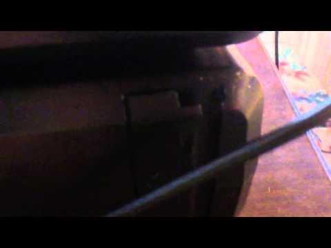 Sega cd Model 1 hookup (how to)