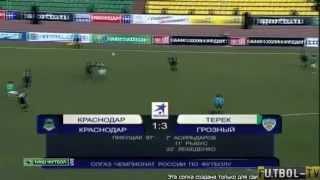 Krasnodar - Terek 10/03/2012