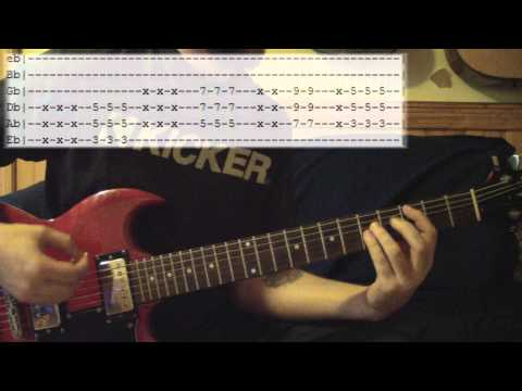 When I Come Around by Green Day - Full Guitar Lesson & Tabs w/ SOLO