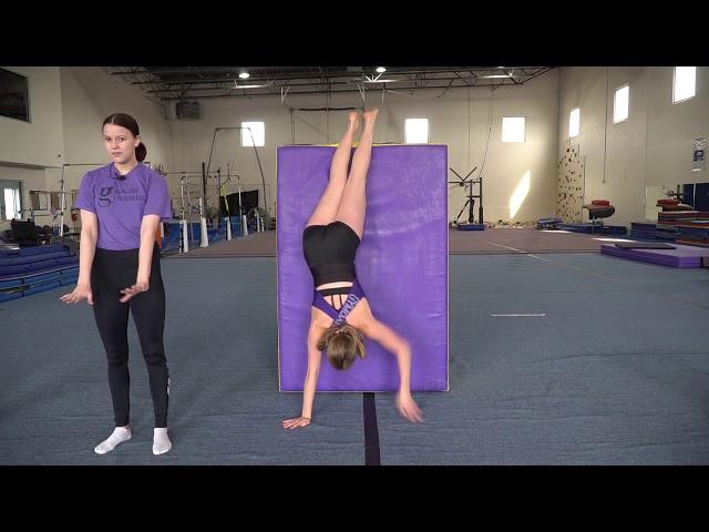 Handstands and Cartwheels