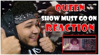 🎤 Hip-Hop Fan Reacts To Queen - The Show Must Go On 🎸