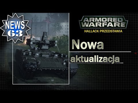 Nowy patch - Armored Warfare bliżej Wota?