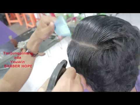 GAYA RAMBUT SPIKE TAHUN 2019 - step by step