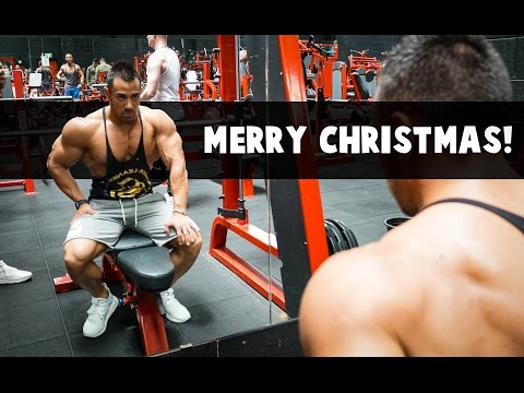 WRAP UP THE YEAR WITH A BANG | In Depth Shoulder Workout!