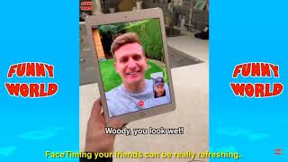 Funny pranks of Woody and Kleiny