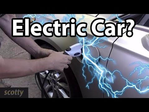 Should You Buy a Electric Car? - DIY Car Inspection with Scotty Kilmer