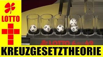Lotto 6 aus 49 !!! Nach der Panne, ungültige Ziehung - 6 aus 45 - wird für gültig erklärt ( Teil 1 )