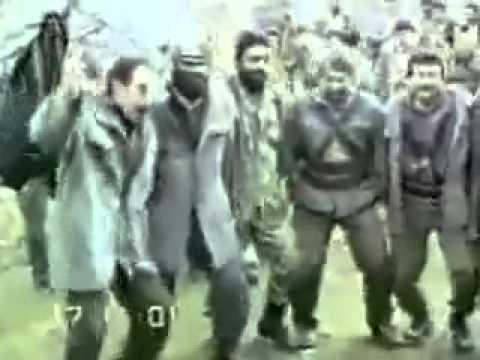 Армяне Идут на Войну как на СВАДЬБУ -  Идут защищать свою землю!