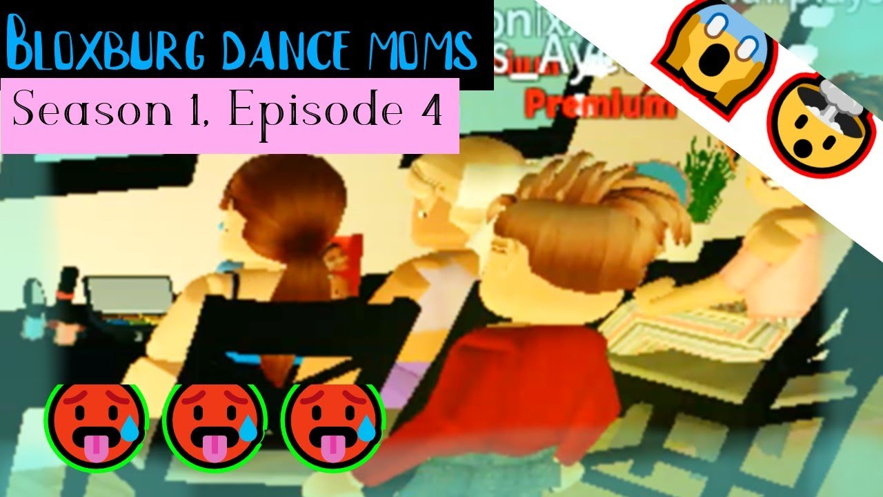 "Roblox Dance Moms S1, E4, PART TWO - ""Stealing the Show"""