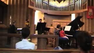 Annika Jazz Recital 2013 - The Boogie Woogie March