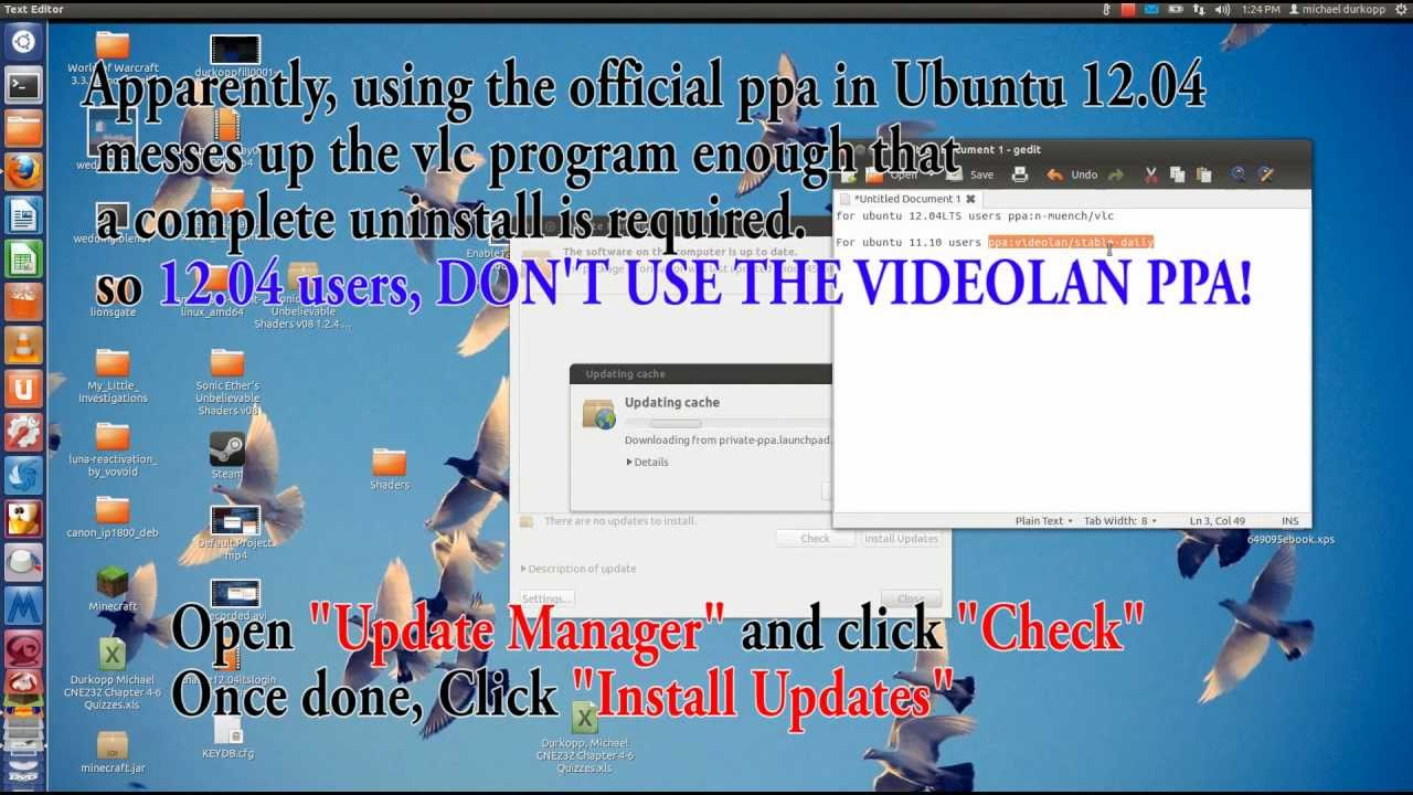 how to play bluray in vlc