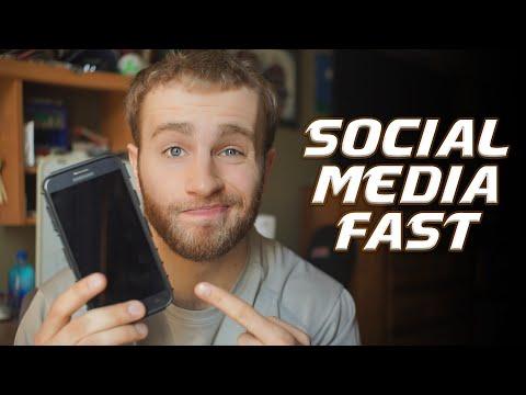 Consider Doing a Social Media Fast
