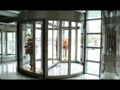 Crane Revolving Doors By Dorma Doovi