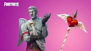 WINTER LOVE SKIN RANGER UNVEILED! FORTNITE STREAM PS4 ITA