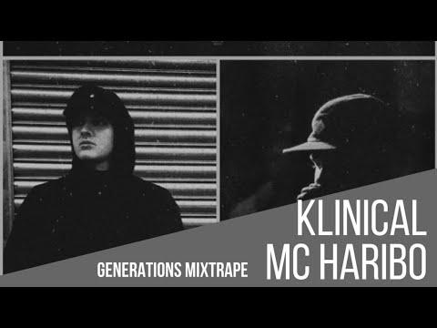 Klinical & MC Haribo : Generations Mixtape