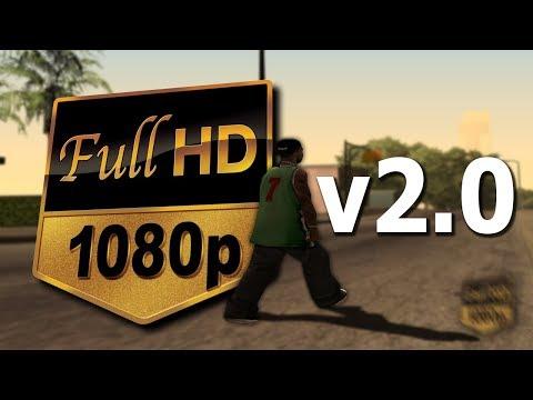 Стандартные HD файлы для GTA SAMP V2.0