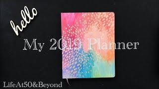 2019 Planner Series | Erin Condren Life Planner (Hardbound)